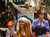 Village People get star on Walk of Fame