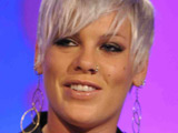 Pink spends NYE with ex-husband