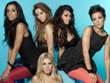 The Saturdays 'reject Girls Aloud songs'