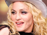 Madonna 'returns to work after horse fall'