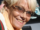 Wendy Richard marries long-term love