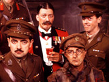 'Blackadder' cast reunite for documentary
