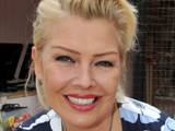 Kim Wilde wants son to be rock star