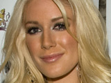 Heidi Montag makes live singing debut