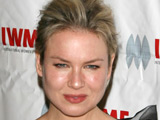 Zellweger 'bonding' with Cooper's mum