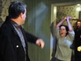 Rosie knocks John unconscious