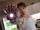 Favreau, Rourke discuss 'Iron Man 2'