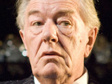 Gambon 'hid cigarettes in Potter costume'