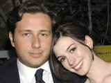 Hathaway's ex jailed for fraud