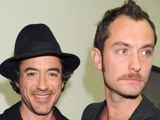 Downey Jr: 'Law was a perfect match'