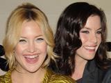 Kate Hudson throws holiday bash