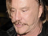Mickey Rourke: 'A priest saved my life'