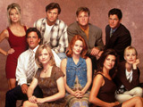 Show: 'I may return to Melrose Place'