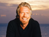 Branson lands 'space tour' reality show