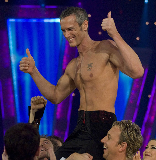 In case you missed it, here's how swimming fitty Mark Foster reacted to ...