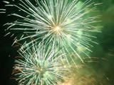 Man 'scared stiff' by loud fireworks