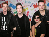 Glasvegas to return to studio in summer?