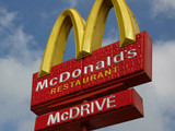 McD's sacks worker for cheese slice gift