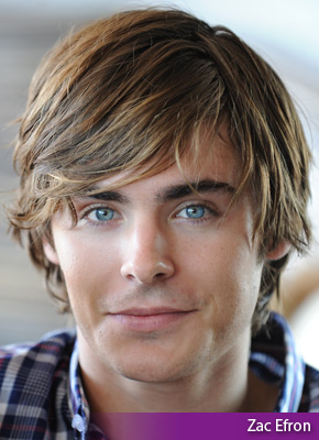 Zac Efron. Published Tuesday, Nov 11 2008, 23:27 GMT. Zac Efron