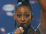 Sinitta backs Alexandra for 'X Factor' win
