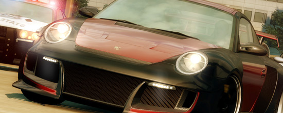 Need For Speed: Undercover' (Xbox 360)