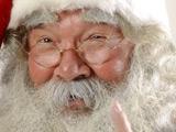 'Naked Michelangelo Santa' upsets parents