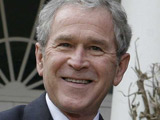 Bluewater announces George W. Bush comic