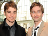 Tennant, Hartnett nab theatre awards