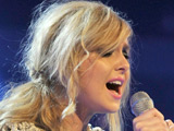 Diana Vickers voted off 'X Factor'