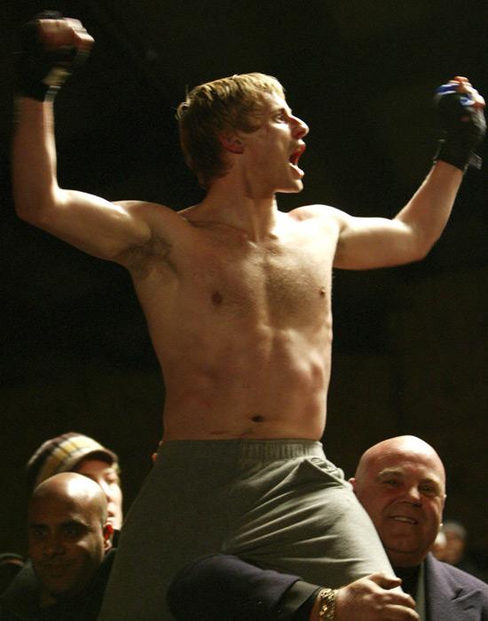 Bradley james naked good idea