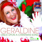 Geraldine McQueen: 'Once Upon A Christmas Song'