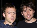 Blur comeback 'not about money'