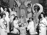 Parents furious with 'chav' nativity