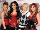 Pussycat Dolls star 'admits group split'