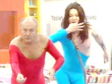 Best Of CBB: Housemates don Lycra for dancing task