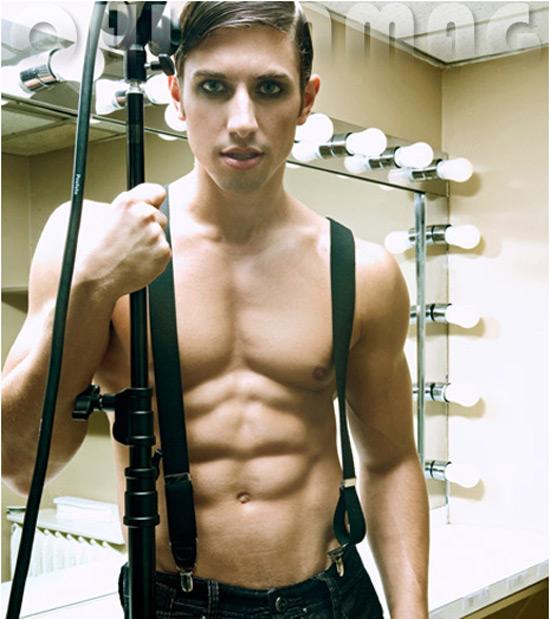 from Dominik jay revira is gay