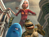 'Monsters' storms US box office