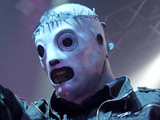 Slipknot singer offers mental health advice