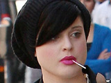 Kelly Osbourne 'leaves rehab'