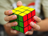 Man solves Rubik's Cube after 26 years