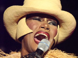 Grace Jones makes model weight attack