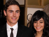 Efron, Hudgens 'in no rush to wed'
