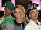 N-Dubz singer has swine flu again?