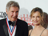Harrison Ford confirms Flockhart engagement