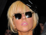 Lady GaGa 'flashes' Pet Shop Boys