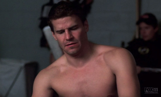Sex pic of david boreanaz