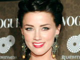 Amber Heard wins 'Rum Diary' role