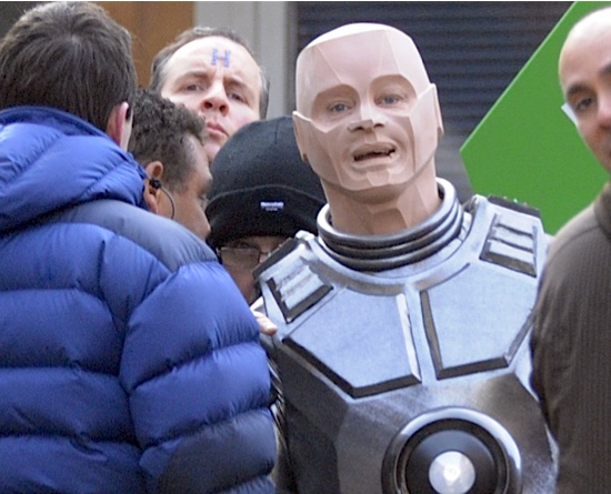 Kryten has Down's Syndrome