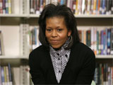 Michelle Obama to appear on 'Leno'
