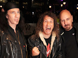 Anvil play at documentary premiere